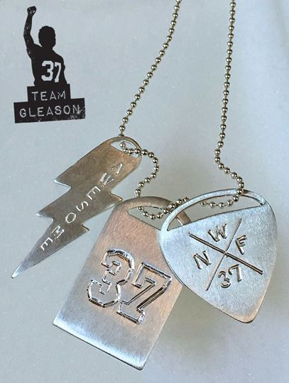 Picture of Full Set of Gleason Tags