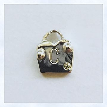 """Love Locks"" Sterling Silver Charm Only* (Add on Charm)"