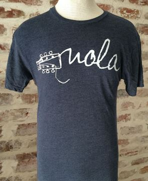 NOLA Strings Unisex Tri-Blend Crew Neck Tee
