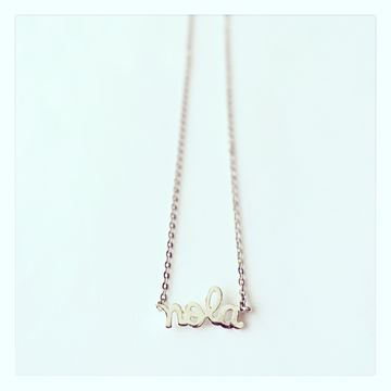 """NOLA"" Charm Necklace"