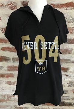 Picture of Never Settle 504 Black