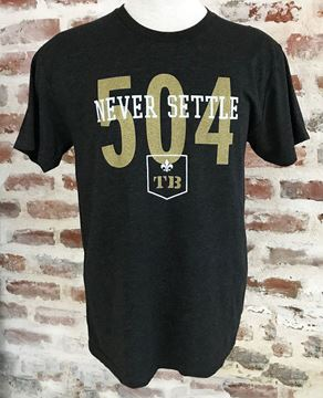 Picture of Never Settle 504