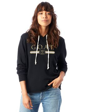 Picture of #9 G.O.A.T. Hoodie