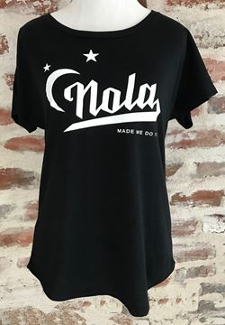 NOLA Made Me Do It Women's Dolman Tee