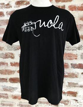 NOLA Strings Unisex Cotton Crew Neck Tee