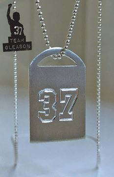 Picture of #37 Gleason Tag