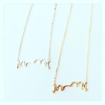 """NOLA Skyline"" Charm Necklace"