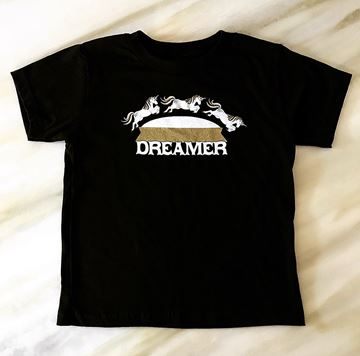 Picture of Dreamer Black & Gold