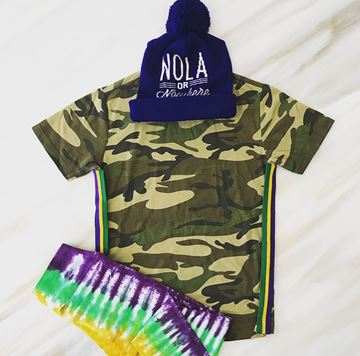 Picture of Mardi Gras Camo