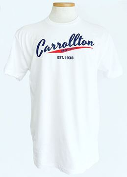 Picture of Carrollton Boosters White Unisex