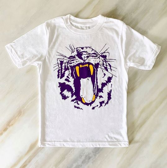 Picture of Tiger's Roar Kid's White