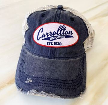 Picture of Carrollton Oval Patch Truckers Hat