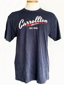 Picture of Carrollton Boosters Navy Unisex